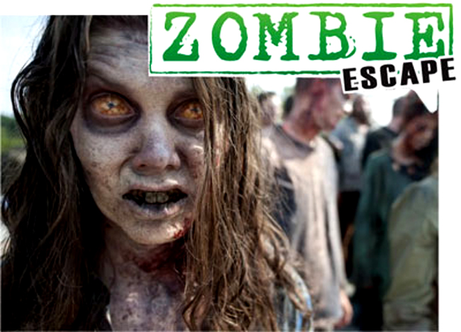 Zombie Escape Room Myrtle Beach
